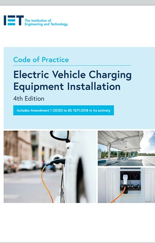 Code of Practice for Electric Vehicle Charging Equipment Installation 4th Edition