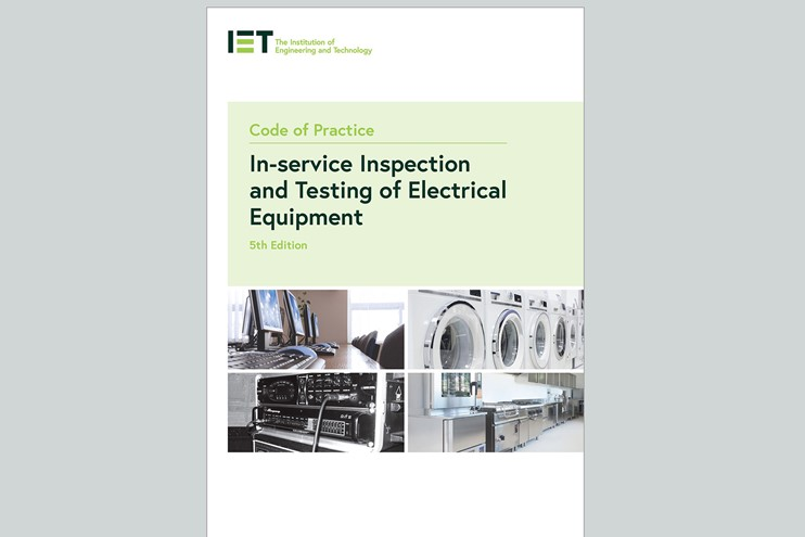 Code Of Practice For In Service Inspection And Testing Of Electrical Equipment 5Th Ed With Dark Green 20 Percent Tint