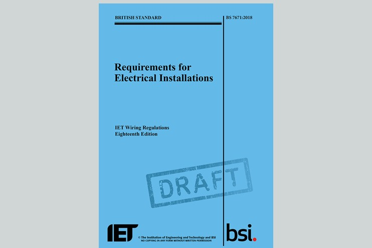 [DIAGRAM_4PO]  BS 7671 - 18th Edition - IET Wiring Regulations | British Standard Wiring Diagrams |  | IET Electrical