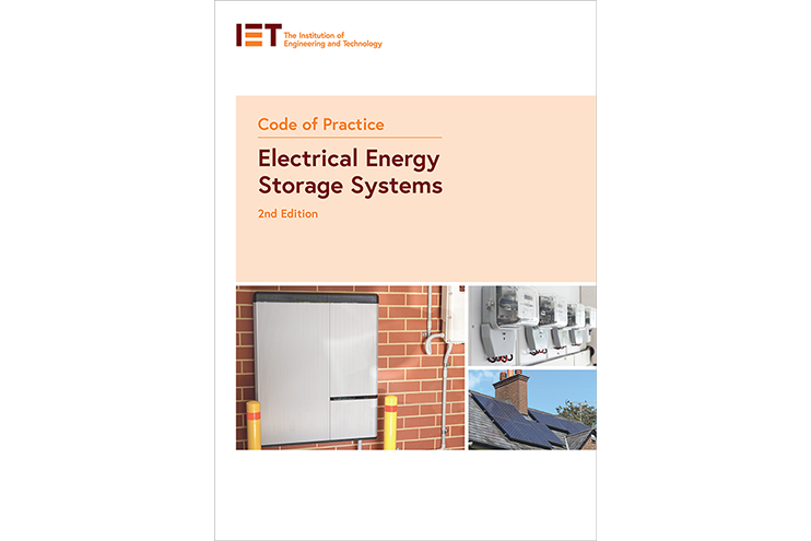 Code of Practice Electrical Energy Storage Systems