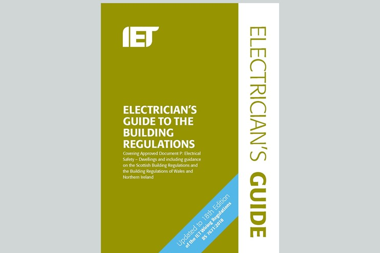 Electrician's Guide To The Building Regulations, 5Th Edition