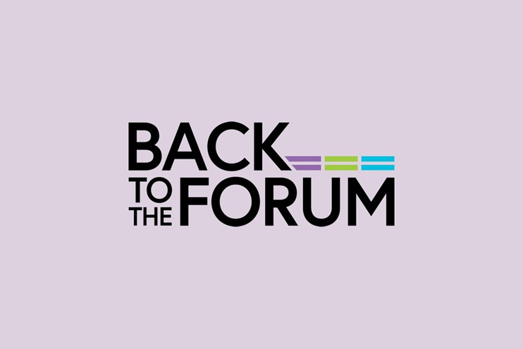 Back To The Forum Landing Page
