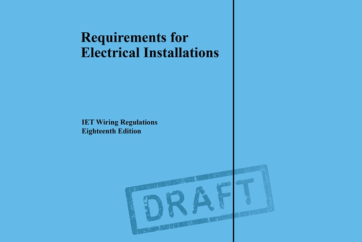 BS 7671 - Electrical Wiring Regulations on